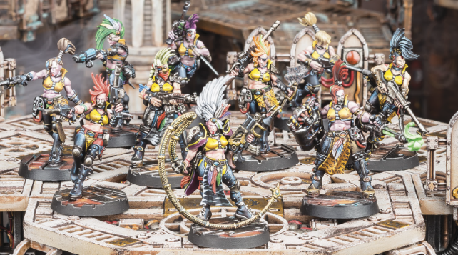 house escher gang 2017 necromunda