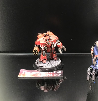 blood angels leviathan forge world open day painting competition 2017