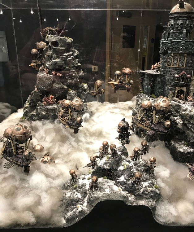 kharadron Overlords diorama