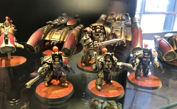 forge world legio custodes