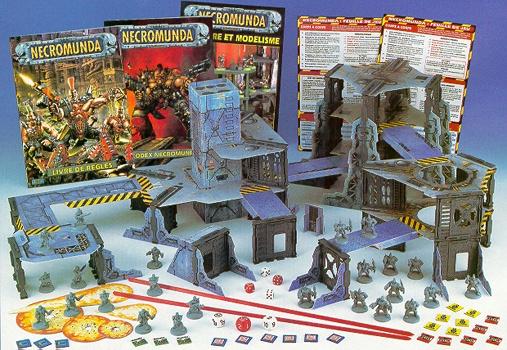 old necromunda boxed game