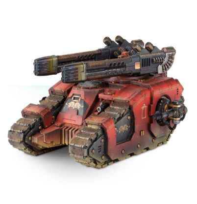 blood angels sicaran tank by forge world
