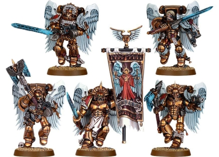 sanguinary guard models