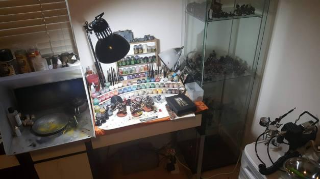 hobby desk eric