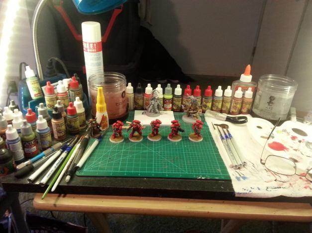 hobby desk rayvn