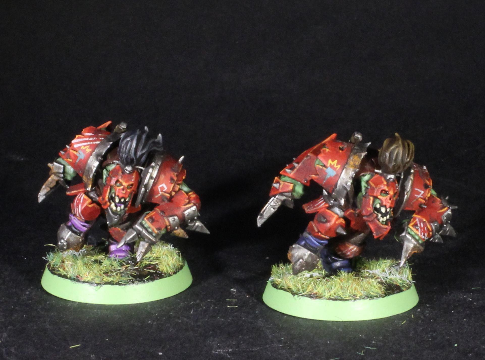 orc blood bowl blitzers