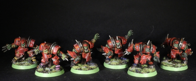 blood bowl orc linemen