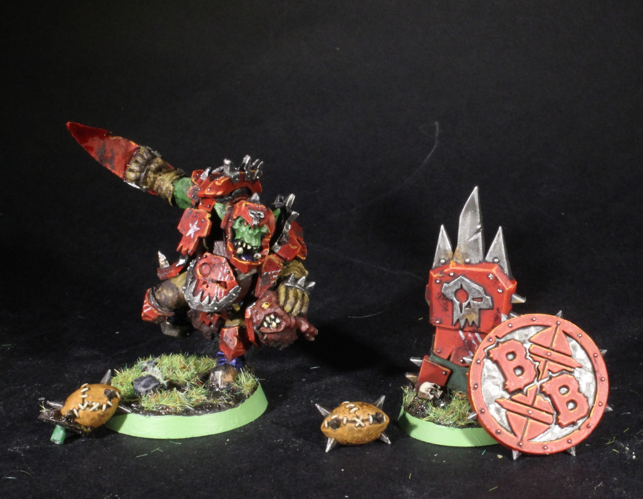 varag ghoul chewer and peripherals
