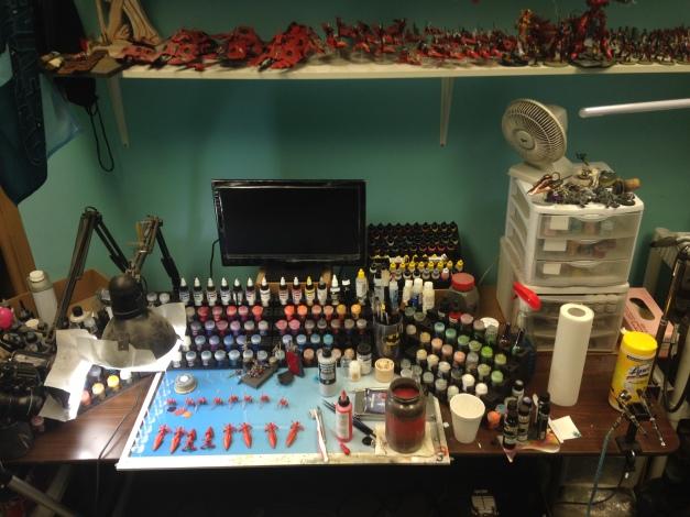hobby desk kris