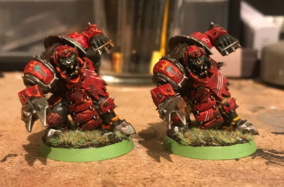 Black Orc Blockers