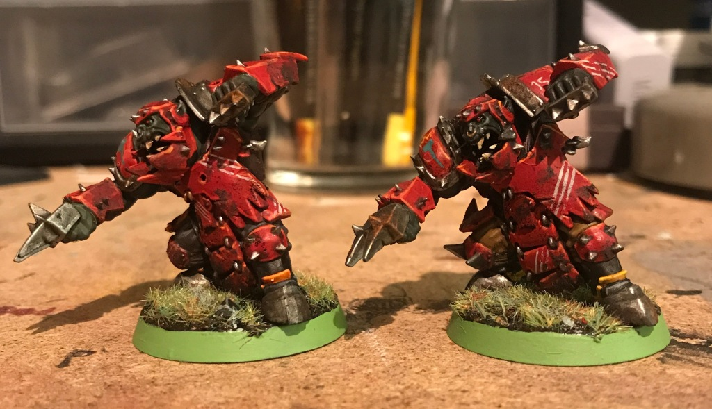 minor conversions blood bowl orcs