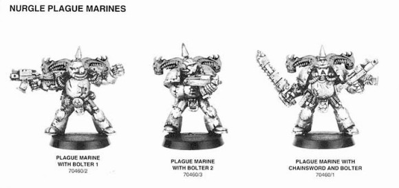 metal plague marines