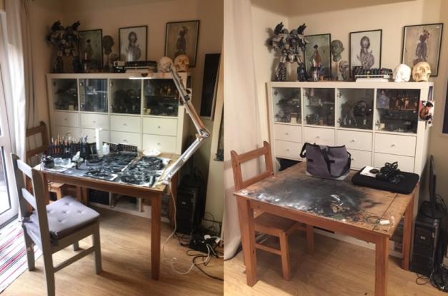 hobby desk henry
