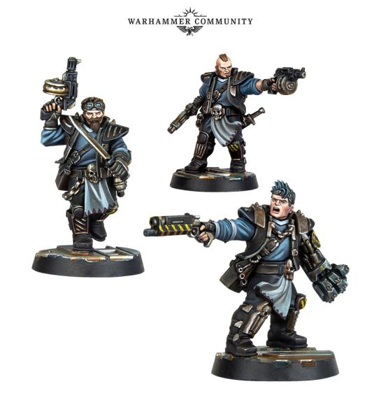 new orlock gangers