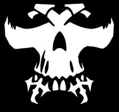 holly goodwin necromunda skull logo