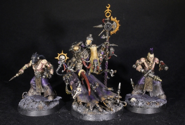 slaaneshi dark mechanicum