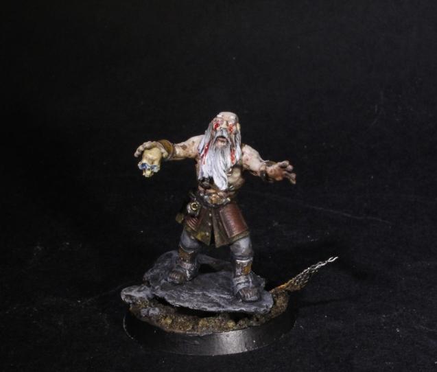 Necromunda Wyrd