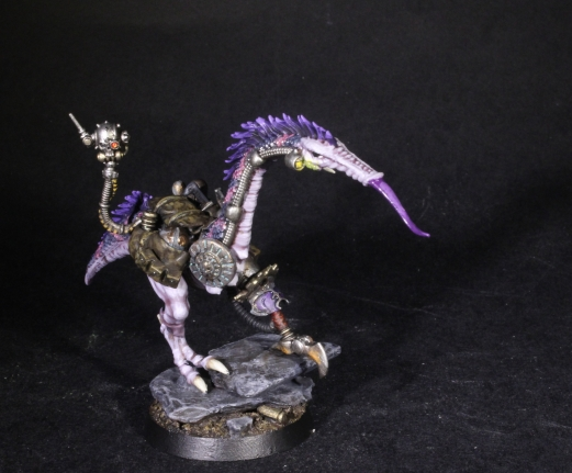 slaanesh seeker conversion