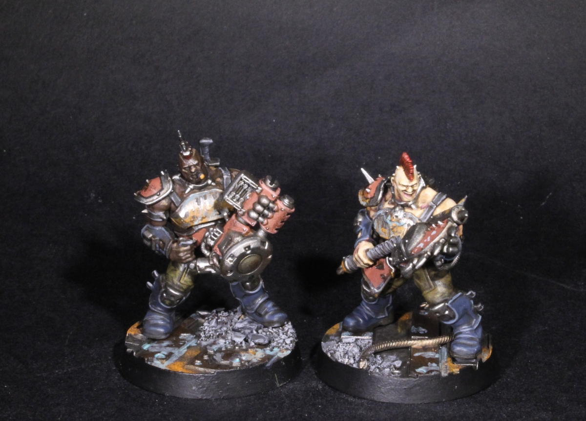 The Jagged Aggressors - Goliath Champions