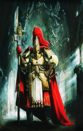 legio custodes illustration