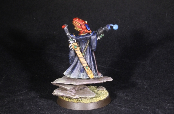 original metal farseer rear