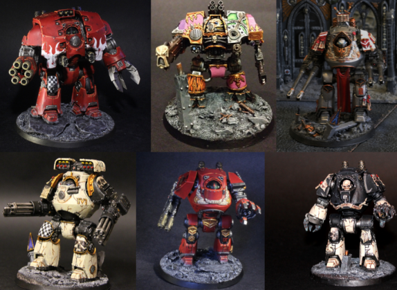 heresy and heroes john ashton dreadnoughts