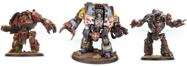 forgeworld character dreadnoughts