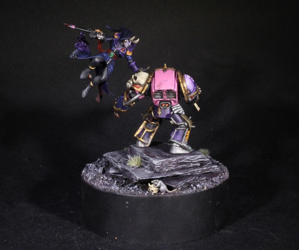 warhammer 40000 duel