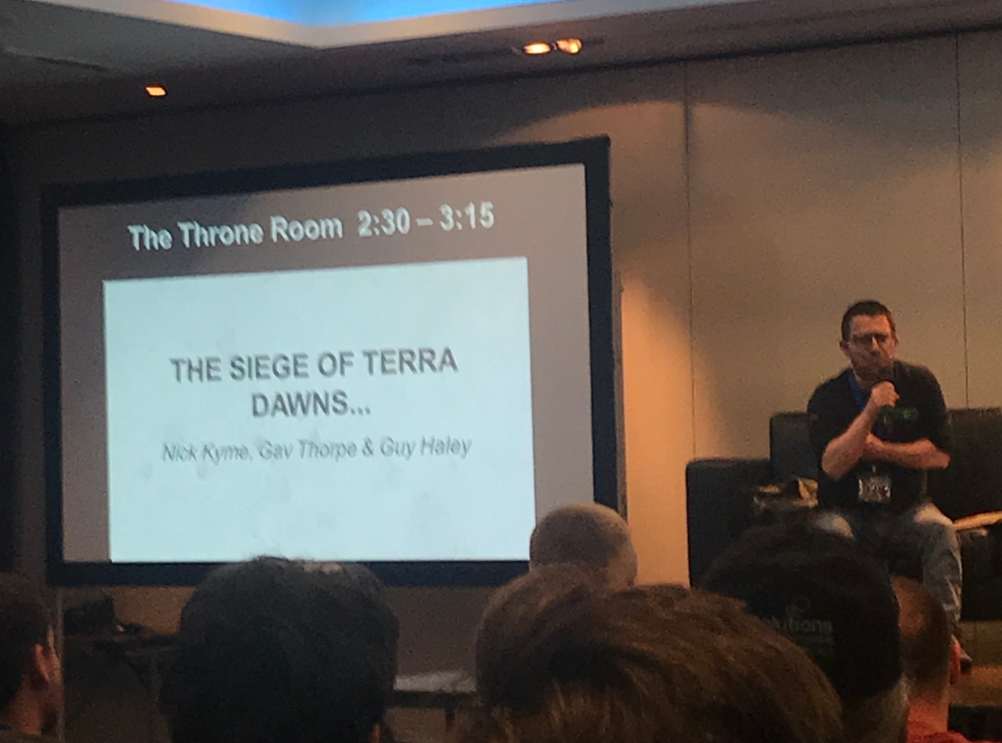 siege of terra black library
