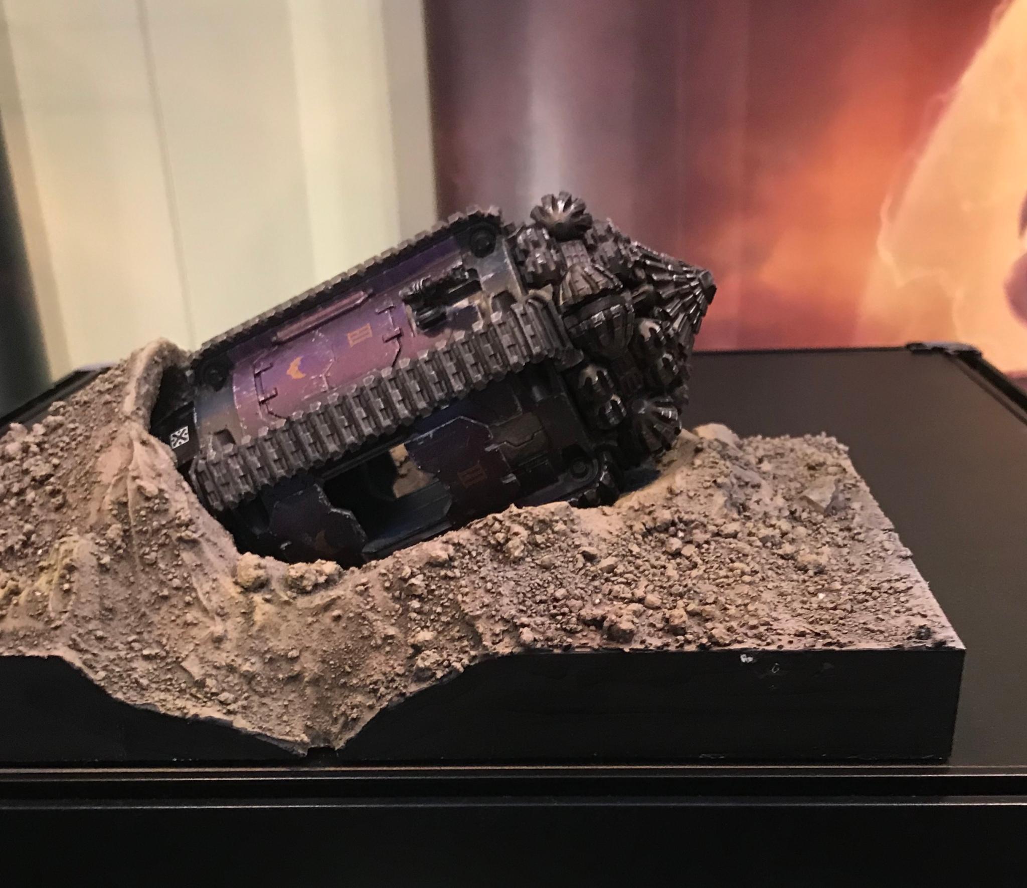 termite vehicle forge world