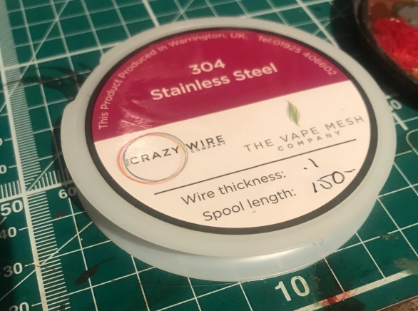the thinnest wire ever