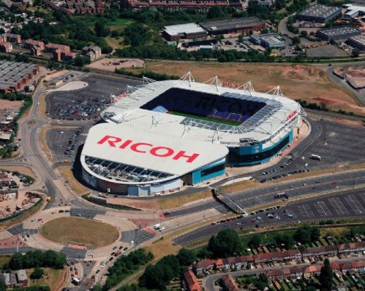 ricoh arena coventry warhammer fest