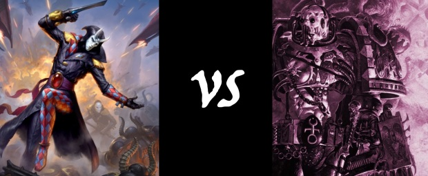 solitaire vs slaanesh