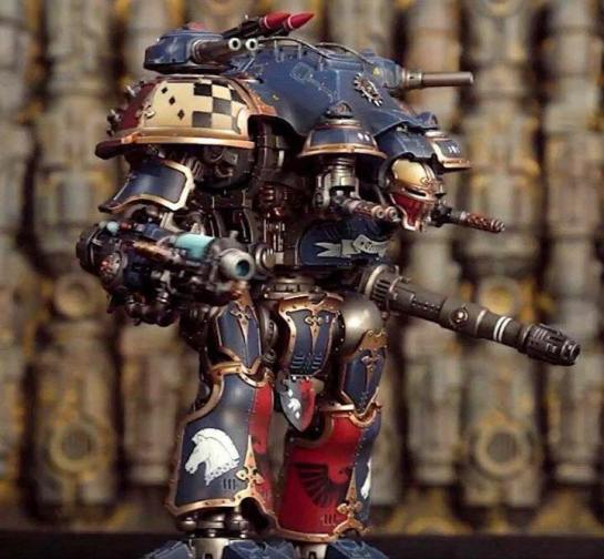 new imperial knight games workshop