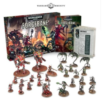 forgebane box contents