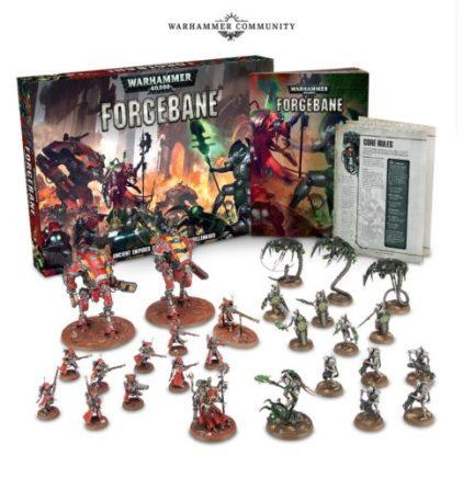 forgebane box contents