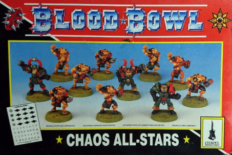 blood bowl chaos all stars