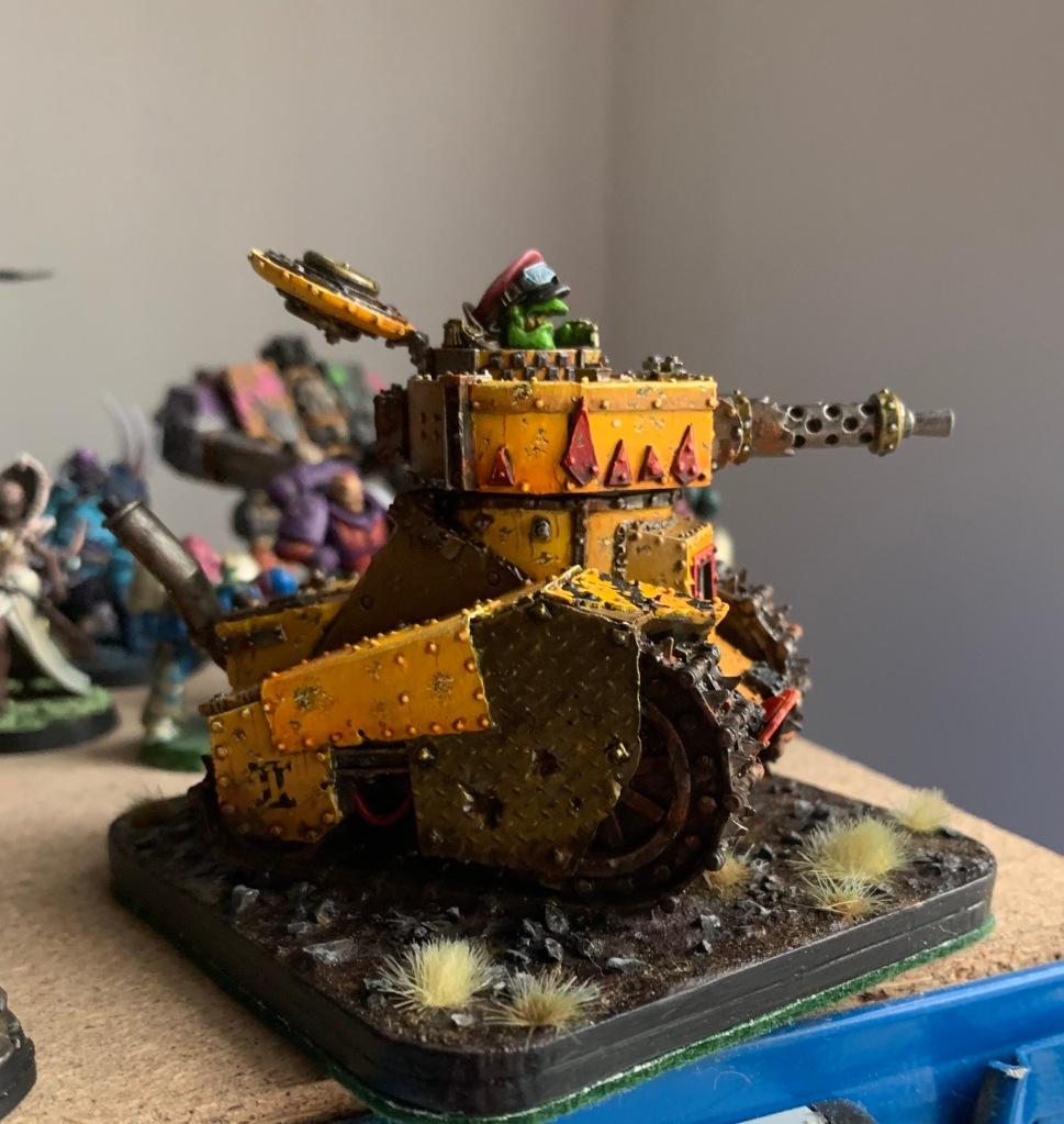 ork grot tank