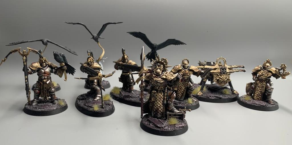 stormcast eternals artillery