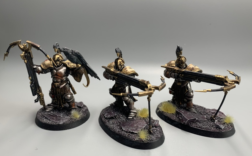 stormcast with crossbows