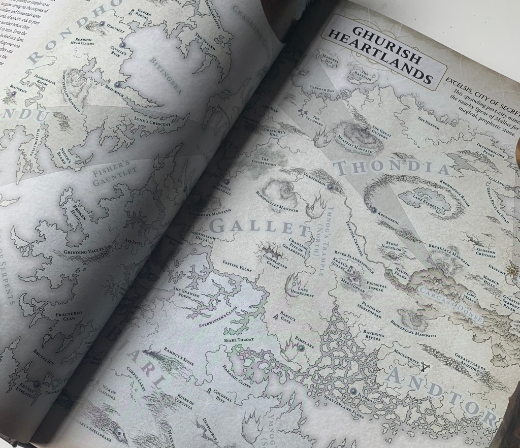 map of ghur
