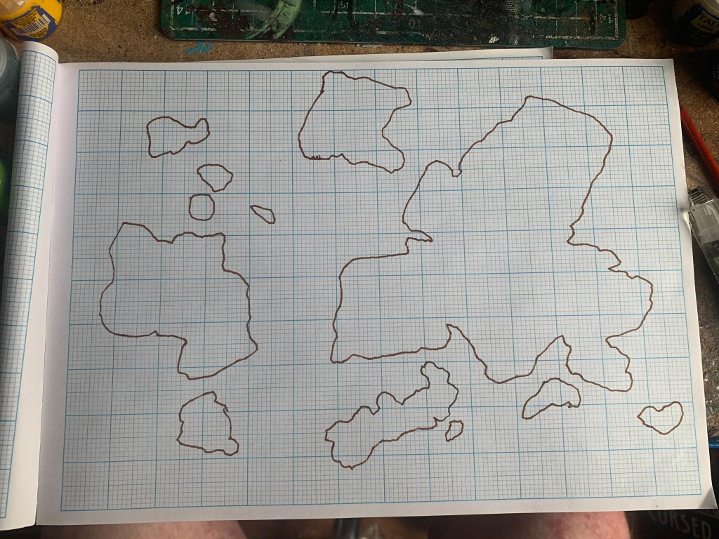 how to create a fantasy map