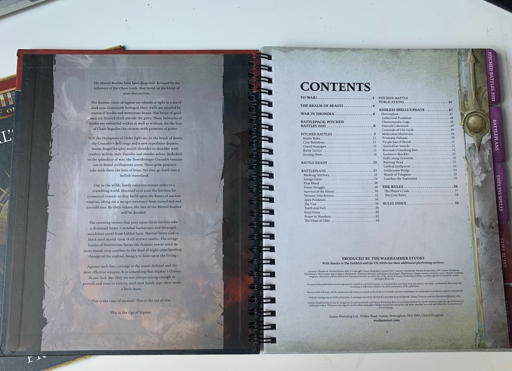 ghb21 contents and tabs