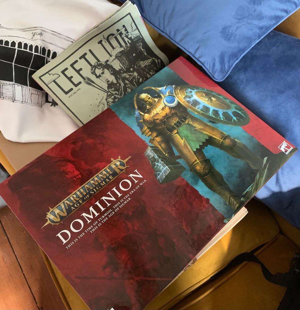AoS Dominion Box