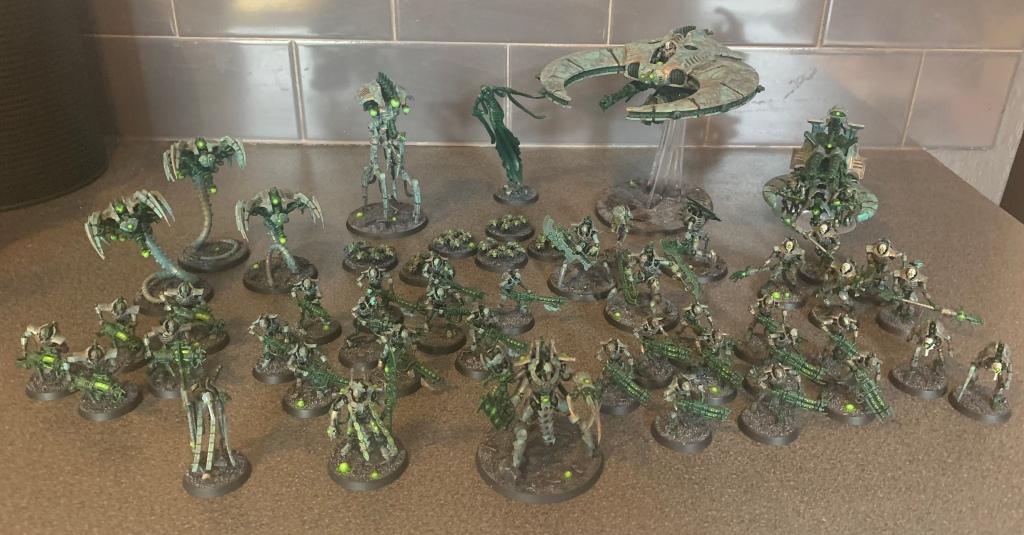 2000 point necron army