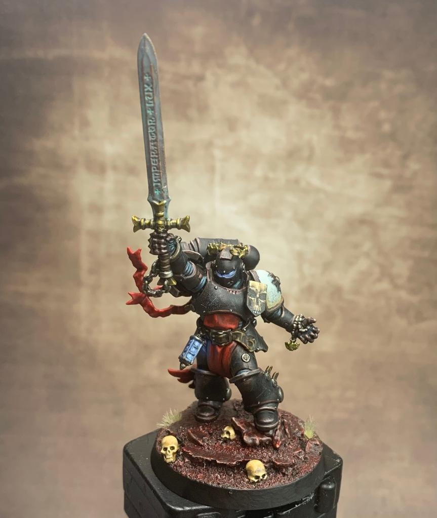 black templars primaris emperor's champion