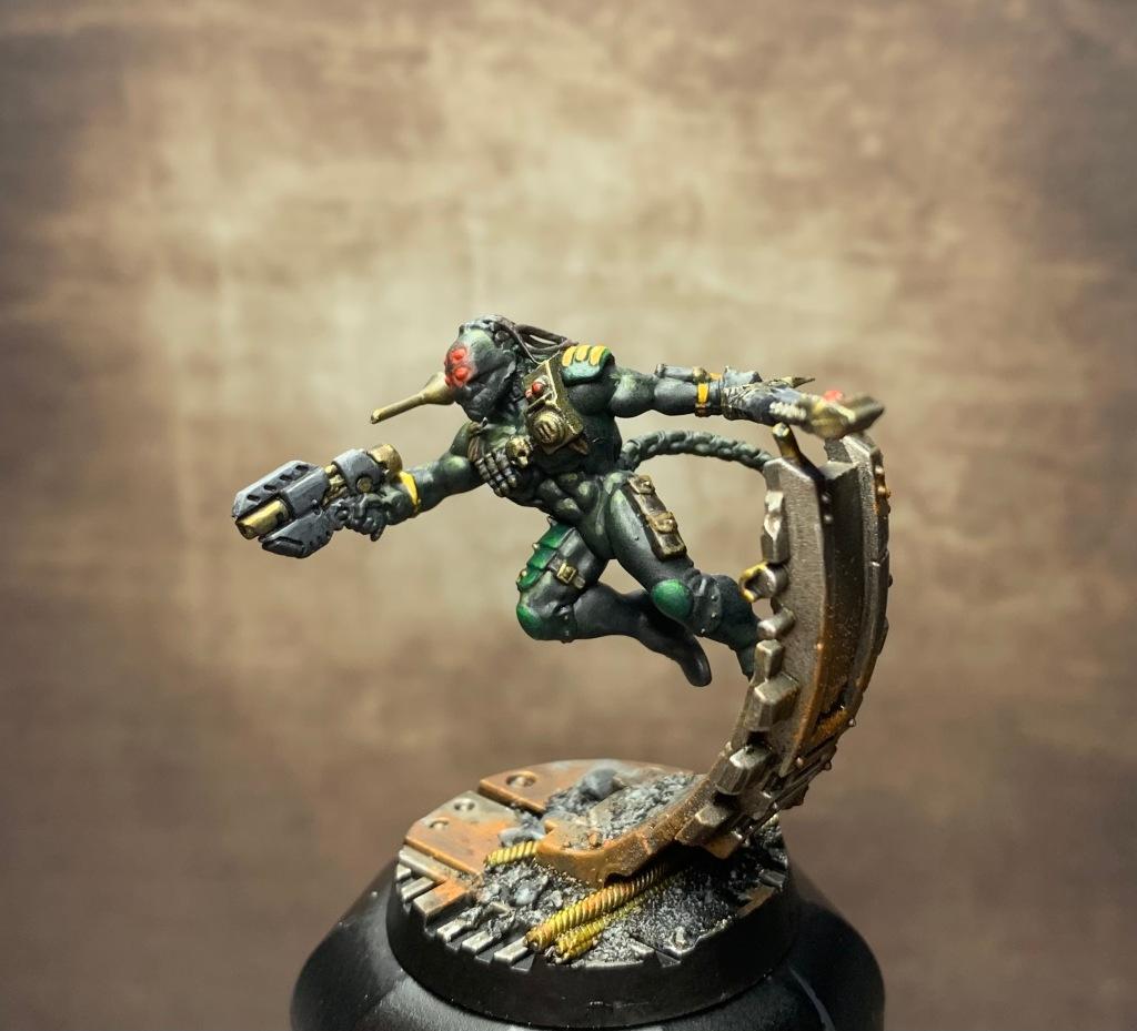 necromunda spyre bounty hunter